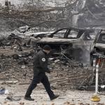 Explosión con auto bomba fue acto terrorista; Grabación la advirtió minutos antes; Vídeos