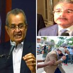Almeyda: Acusa Danilo Medina de convertir PLD en pulpo: A Alexis que si tiene licencia exclusiva de «angulas»?