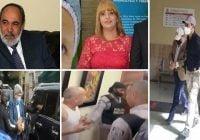Vargas envía a cárcel a Alexis Medina, Francisco Pagán y Fernando Rosa y domiciliario a Magalys Medina