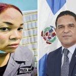 Fiscal Cotuí: Sadoky Duarte obstaculizaba arresto hombre por violencia género: Mujer policía se querella