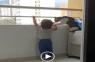 Asombroso: Usted ha visto vídeos de animales, pero lo que hace en este el gato lo dejará patidifuso