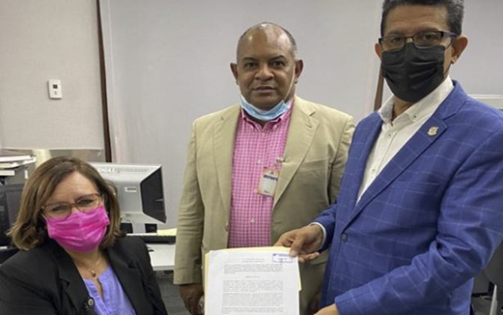 Diputado de ultramar busca BanReservas instale sucursales en sedes diplomáticas y consulares