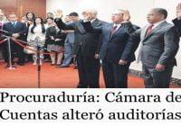 La acción de estos delincuentes, junto a aquel expresidente (Décima)