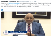 La obra del Presidente, en el tema Educación (Décima)