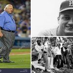 A los 93 años de edad y 71 de casado muere de ataque al corazón Tom Lasorda de los Dodgers