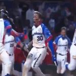 Águilas de RD pasan a la final de la 63 edición de la Serie del Caribe con dramática victoria ante Panamá
