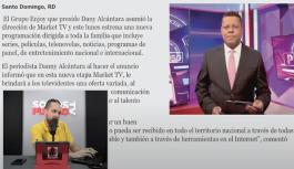 Gobierno agradece con 7 MM a «Bocina del Cambio» Danny Alcántara su papel a favor de Danilo; Vídeo