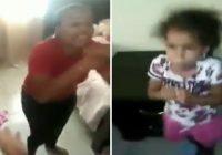 Ciudadanía RD denuncia abuso contra esta niña; Atención: Conani, Fiscalía, PN, Procuraduría; Vídeo