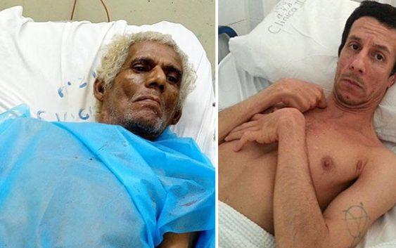 Coincidencia Argentina-RD: En hospital Gautier claman por familiares de Wilson Pérez y en Argentina también