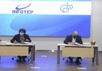 Colegio Dominicano de Periodistas firma acuerdo con el Infotep