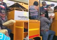 G-2 del Ejército persigue camión de Tranfoelectro y le ocupa cargamento de drogas; Vídeo