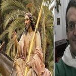 Condigno del diablo (párroco) se niega a bendecir ramos por que le negaron bendicir colegas