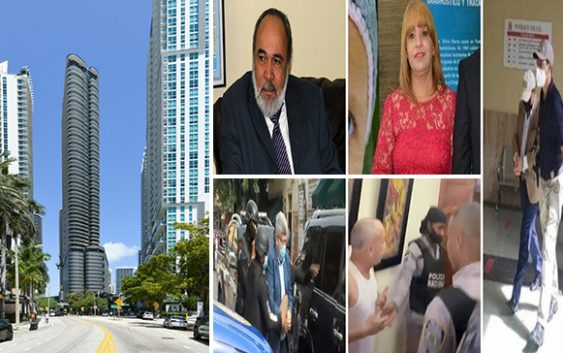 Relata Pulpo que tiene medida de coerción compró «Edificio» en Brickell, Miami, La Florida