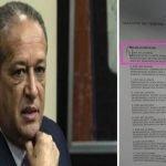 Señora aparece en demanda paternidad a Reinaldo Pared Pérez: Sólo lo he visto en televisión