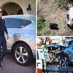 Tras sufrir accidente de tránsito dan de alta médica a Tiger Woods