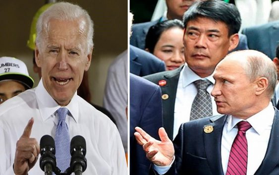 "Rusia retira a su embajador en Washington tras Biden llamarle colega (""asesino"") a Putin"