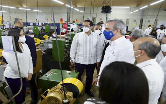 Gobierno ha aprobado 45 empresas Zona Franca; Expansión en Santiago sumará más de 10 mil empleos