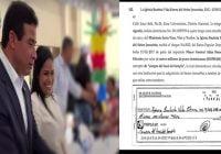 Aleluya… Gloria a Dios; Con salario de 62,529.50 generalAdán Cáceres compró «iglesia» por 9 MM