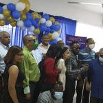 Adocin festeja su 46 aniversario apelando a la sensibilidad del gobierno y la sociedad
