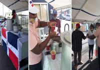 Dominicanos en Antigua y Barbuda celebran «Resurrección del Señor» con Habichuelas con Dulces; Vídeos