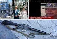Medidas de coerción: Envían a cárcel por un año a coronel Maríñez Lora por asesinatos de evangélicos