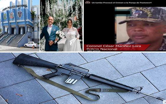 Corrupción al Desnudo: En asesinatos de Villa Altagracia se utilizó fusil M16 de coronel Mariñez Lora; Vídeo