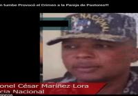 Ante petición investiguen coronel César Mariñez Lora fiscal responde investigaciones apenas inician