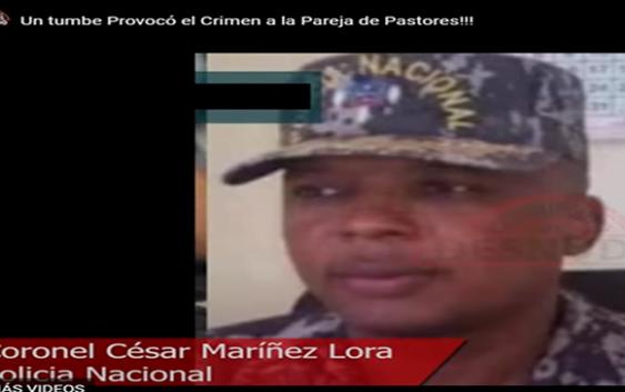 Corrupción al Desnudo revela supuestamente coronel envió sicarios a robarse (tumbe) drogas; Es millonario; Vídeo