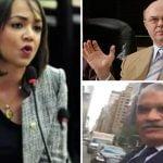 Faride dice Hipólito Mejía y Miguel Vargas deberían estar presos; Vídeo