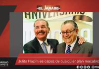 Marino Zapete dice Julito Hazim es un falaz, abusivo, bulgar, temerario y rastrero mentiroso; Vídeo