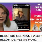 Denuncia Milagros Germán está pagando a Activa Group 1,223,660 pesos por 15 días en Instagram; Vídeo