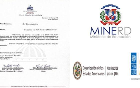 El Estado Dominicano y la «Nueva Era del Diablo» con los títeres del Minerd, de la ONU y del PNUD; Vídeo