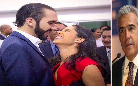 Respuesta con altura de Bukele a Dutriz tras atacar a su esposa «Un hombre codicioso solo le importa eso»