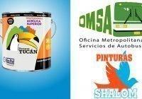 Tucán emplaza OMSA revaluar y explicar mediante Ley 340-06 adjudicación contrato a Pinturas Shalom
