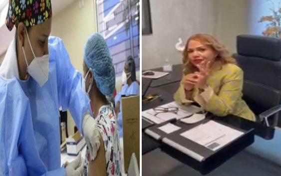 La señora «Penoso» habla de varios «vacunados» contagiados; Eso nos confirma no es «vacuna»?; Vídeo