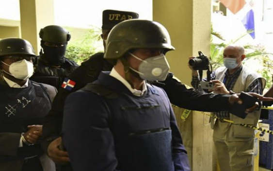 Operación Coral: Mañana conocerán medidas coerción al mayor general Adán Cáceres, Rossy Guzmán y otros