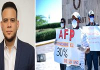 Dice tiene un millón de pesos en AFP y aspira le entreguen 300 mil para el inicial de una vivienda