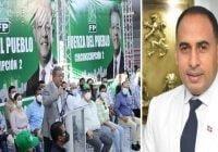 Leonel hizo «recogida pa'foni» con PLD la pasada semana en Santiago; Hoy regidor de Higüey renuncia