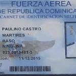 Paulino Castro asesinado en La Romana portaba carné FAD; Mayor PN herido cargaba 100 mil dólares