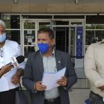 Depositan querella ante la Pepca en contra de Trajano Santana exdirector de la ONDA; Vídeo