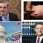 Chantaje o coincidencia, por referéndum al aborto o coronavirus que los USA pide no viajar a la RD?