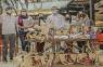 Inaguja y el Club Juncalito participan en Mercado Central de Ágora Mall