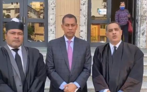 Guido Gómez Mazara y abogados anuncian orden de captura contra Ángel Martínez; Vídeo