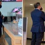Devuelven otra vez al exprocurador General de la República Jean Alain Rodríguez del aeropuerto