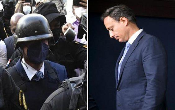 Revela Jean Alain era delincuente cuando llegó a Procuraduría; Tenía dos fichas, por robo y secuestro; Vídeo
