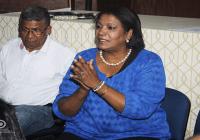 Covid-19 o coronavirus: La presidente del CDP Mercedes Castillo mejora; Prosigue cadena de oración