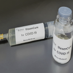 Pacientes graves de Covid reciben medicamento israelí MesenCure y salen del hospital en un día