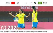 Australia, Brasil, Gran Bretaña, Países Bajos y Suecia ganan en Torneo Olímpico Femenino deFútbol