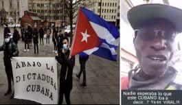 «Ya'ta bueno de'ta Vaina» El mundo debe apoyar pedido de este hermano cubano; Vídeo