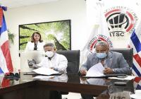 Instituto Técnico Superior Comunitario acuerda cooperación con el Cecanot